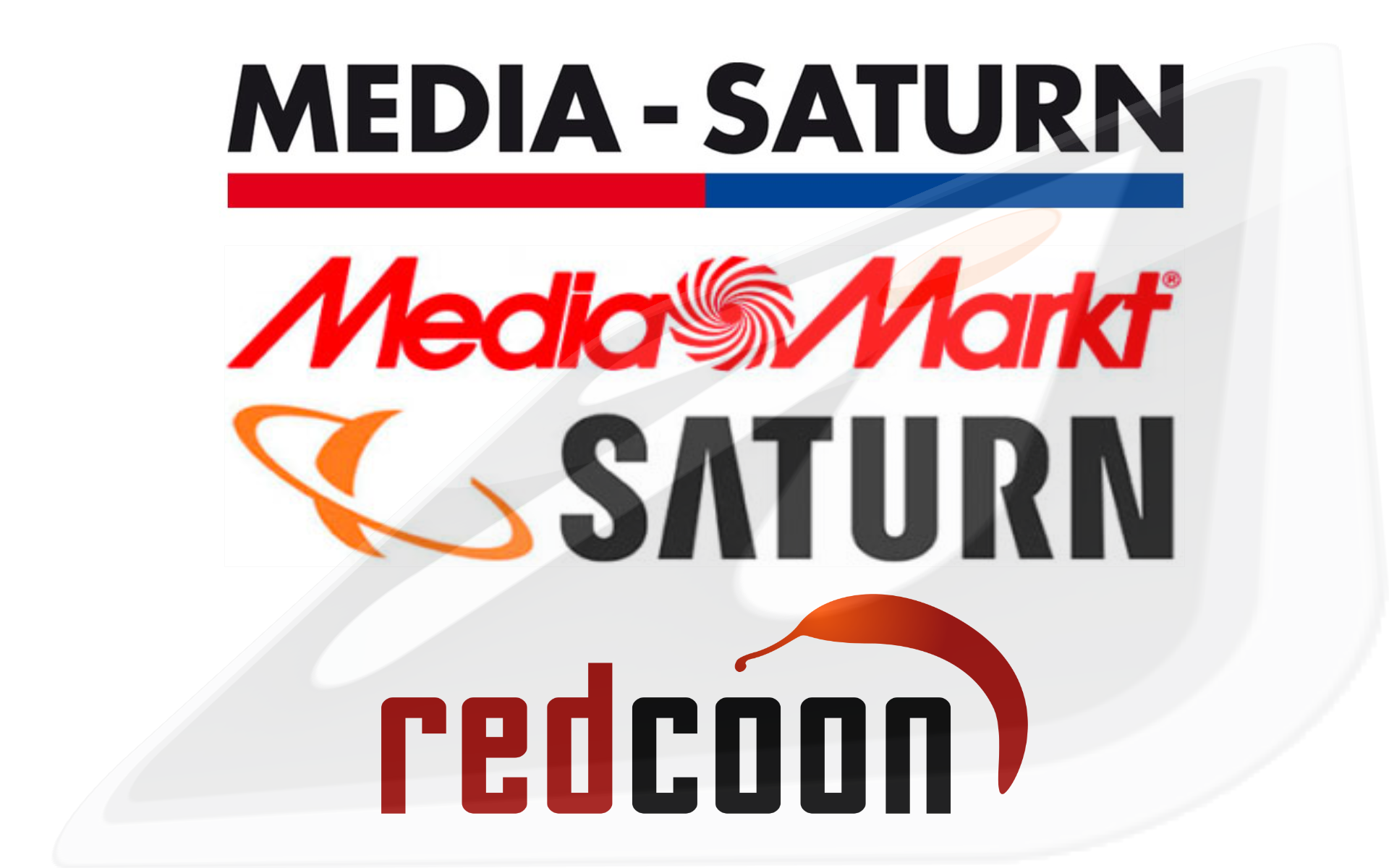 Media-Saturn - Mediamarkt - Saturn - redcoon - Media & IT Maue