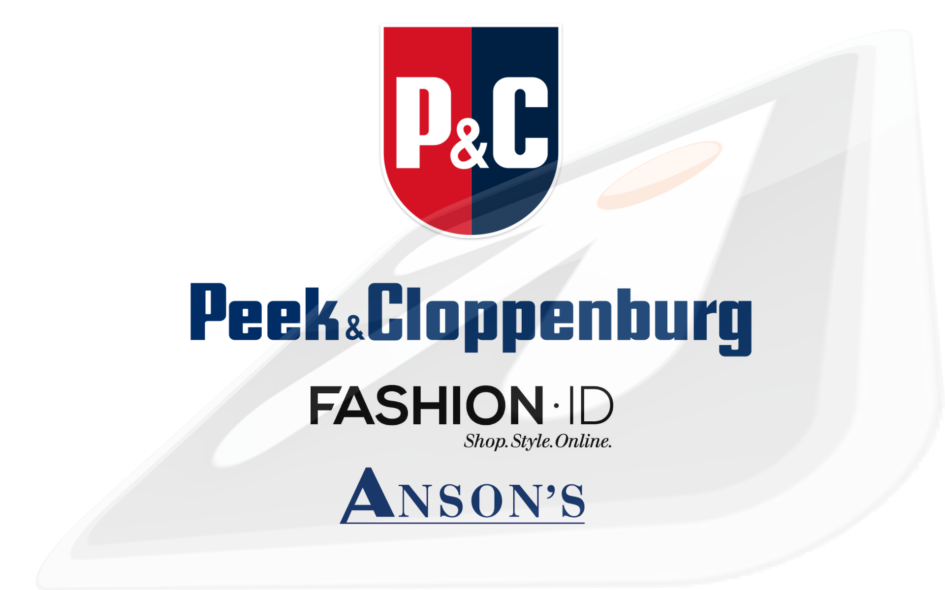 P&C Peek & Cloppenburg - FashionID - Fashion Digital - Ansons - Media & IT Maue