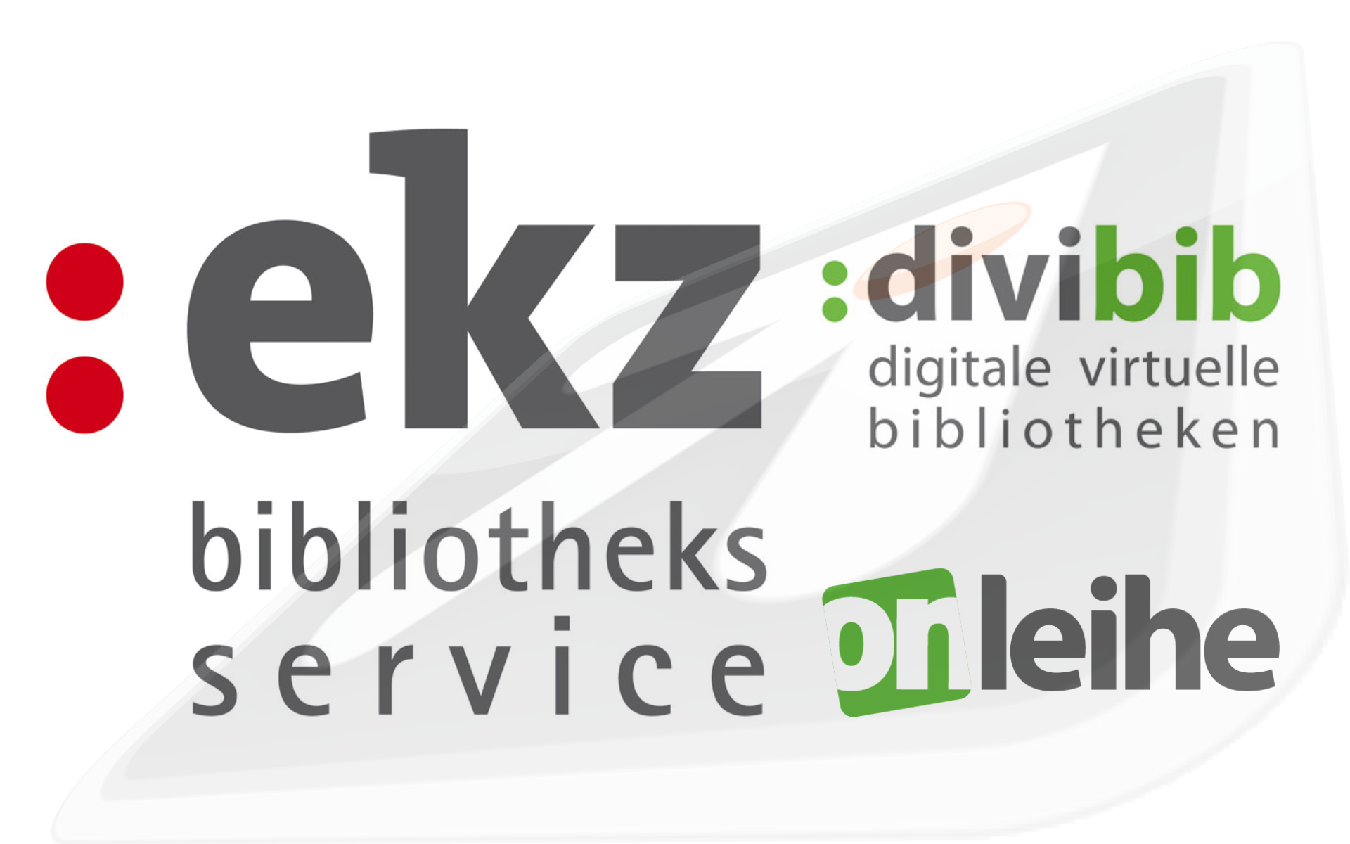 ekz Bibliotheksservice - divibib Digitale virtuelle Bibliotheken - Onleihe - Media & IT Maue